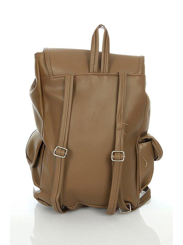 Рюкзак коричневый | 3140445 | фото 3