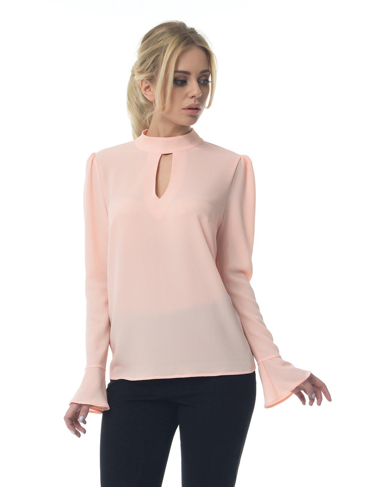 Блуза розовая | 3159996
