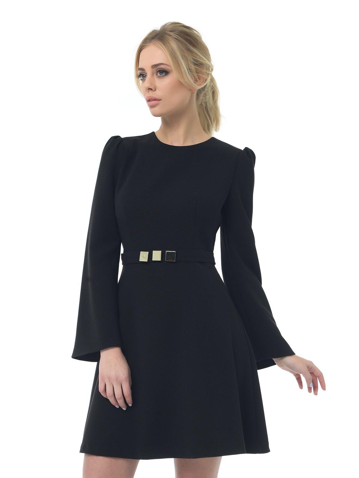 Платье черное   3160009