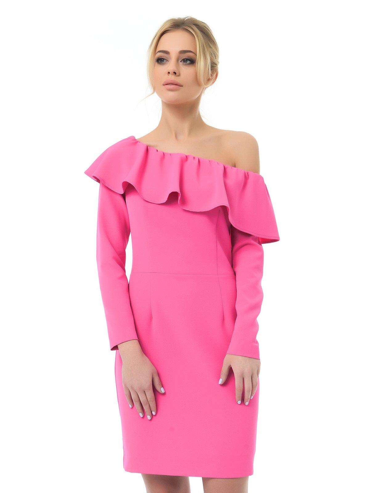 Платье розовое | 3160013