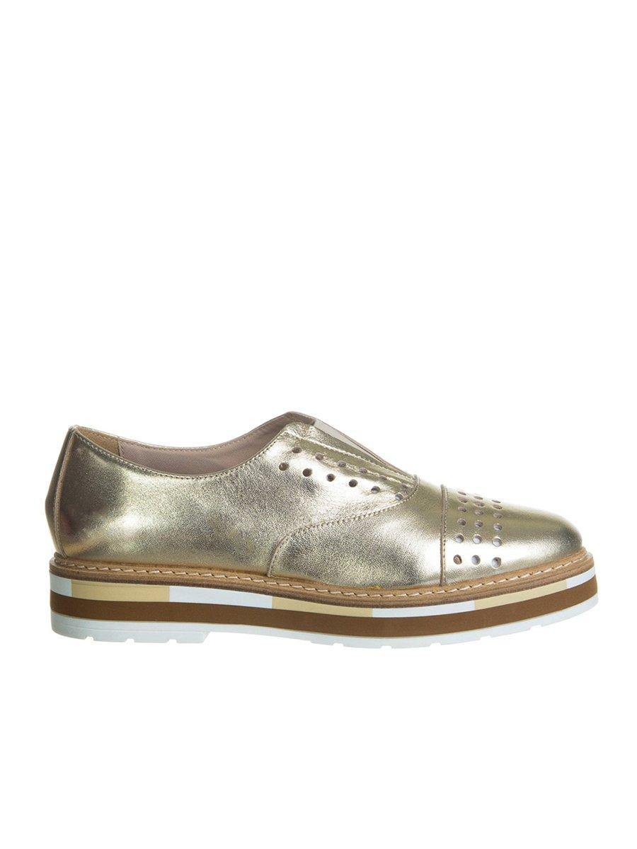 Туфли серебристые | 3168652