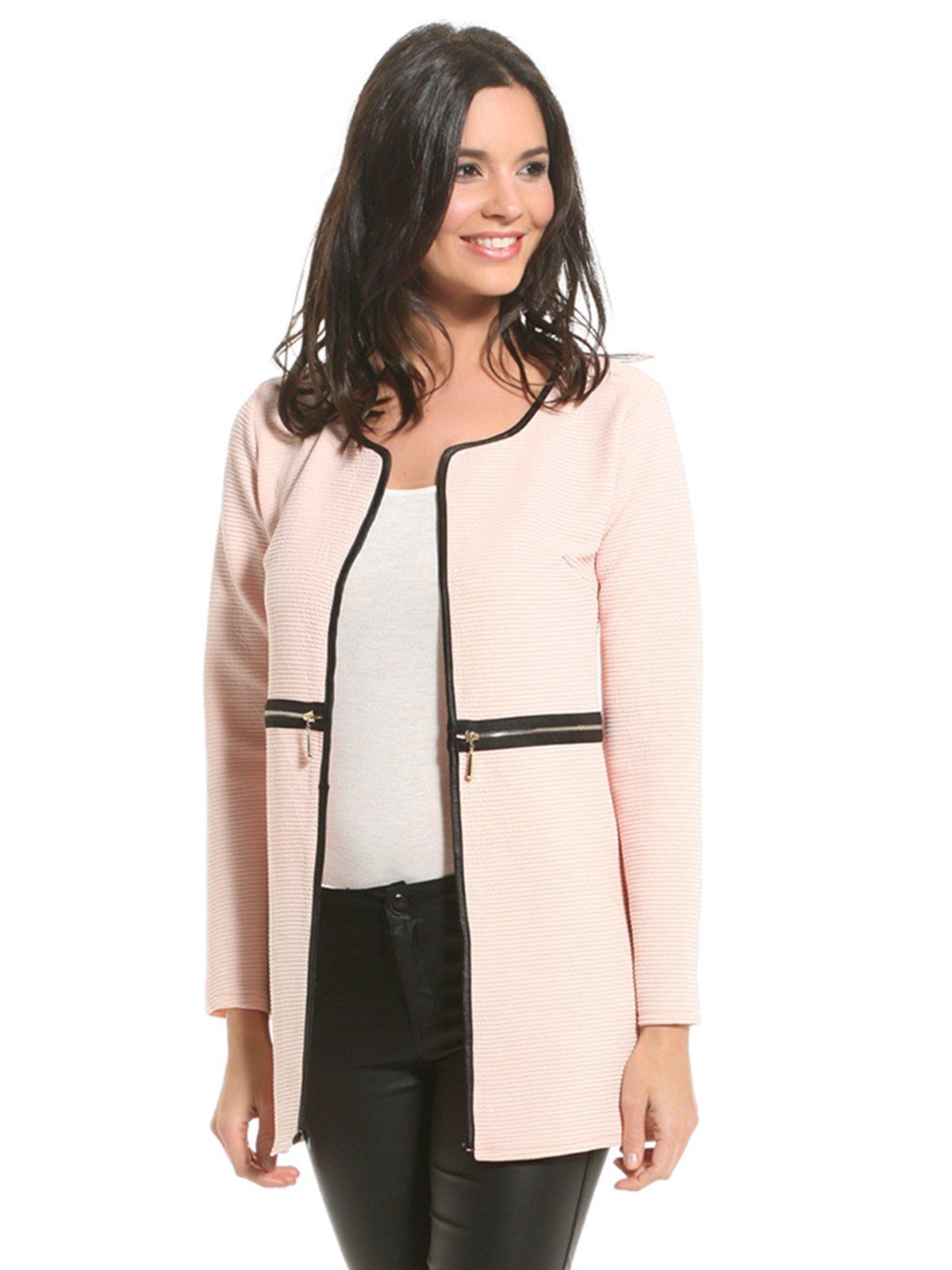 Жакет рожевий | 3181769