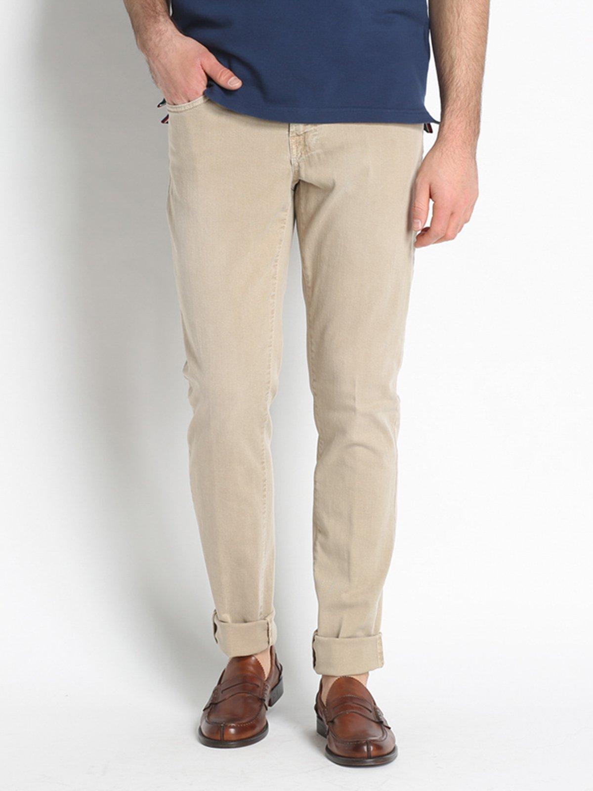 Штани коричневі | 3181912