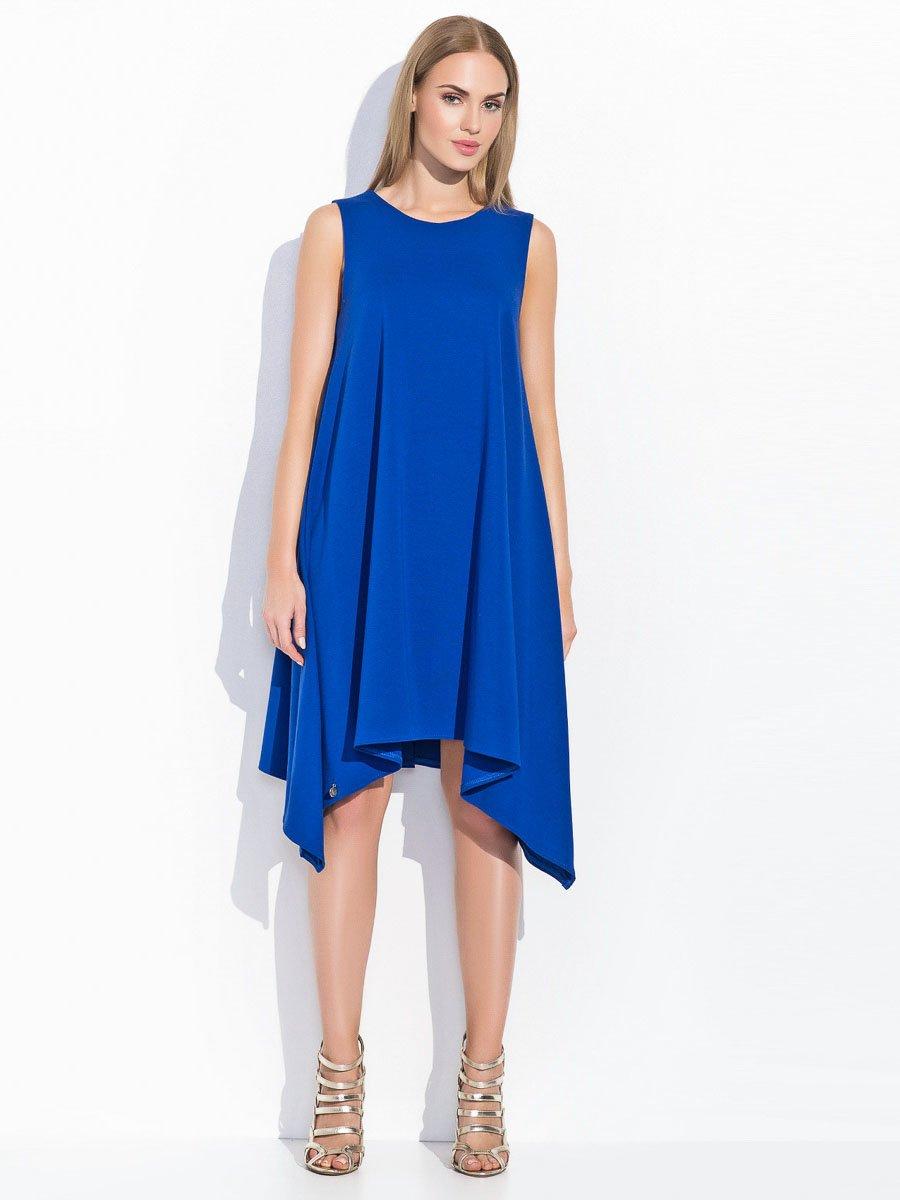 Платье синее   3185861