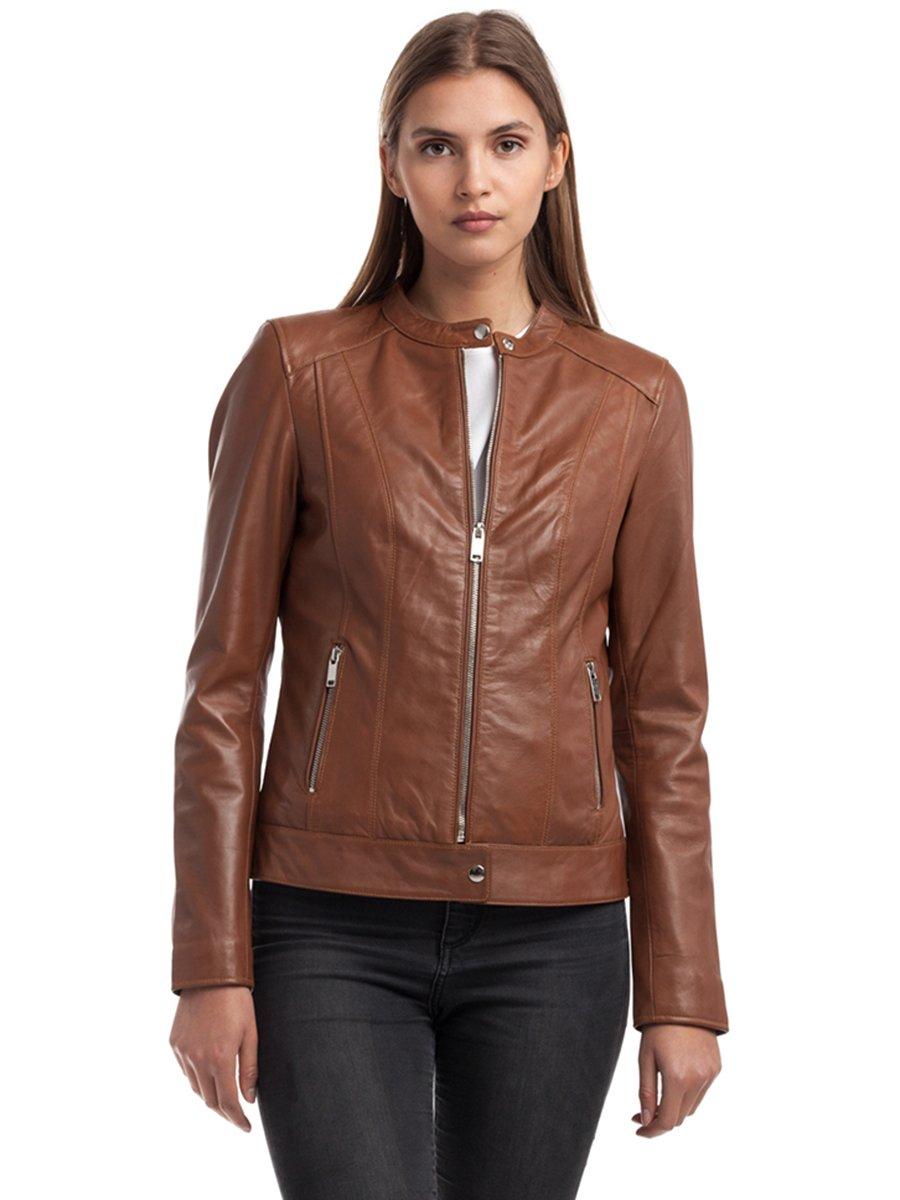 Куртка коричневая | 3186287 | фото 3