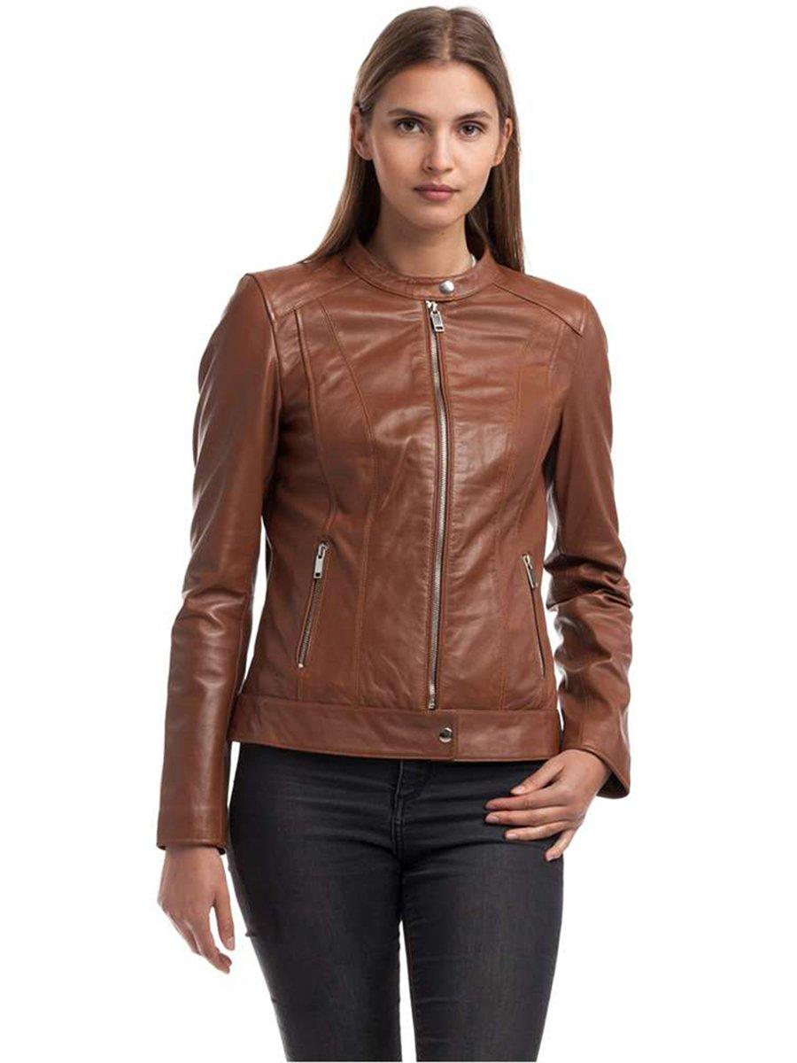 Куртка коричневая | 3186287 | фото 4