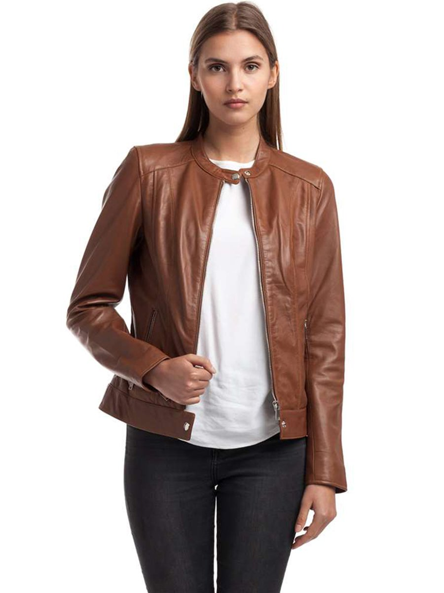 Куртка коричневая | 3186287 | фото 5