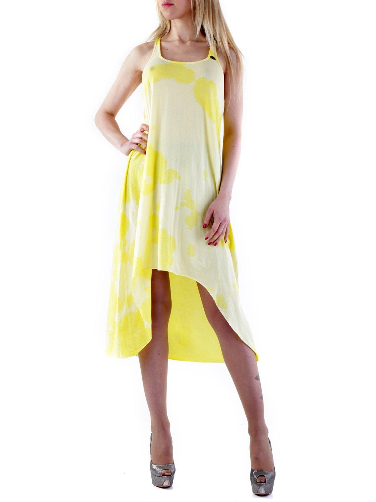 Платье желтое | 3184834