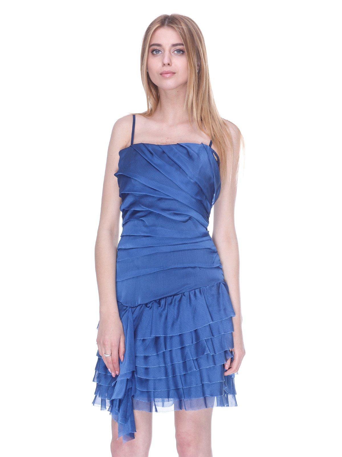 Платье синее | 3114670