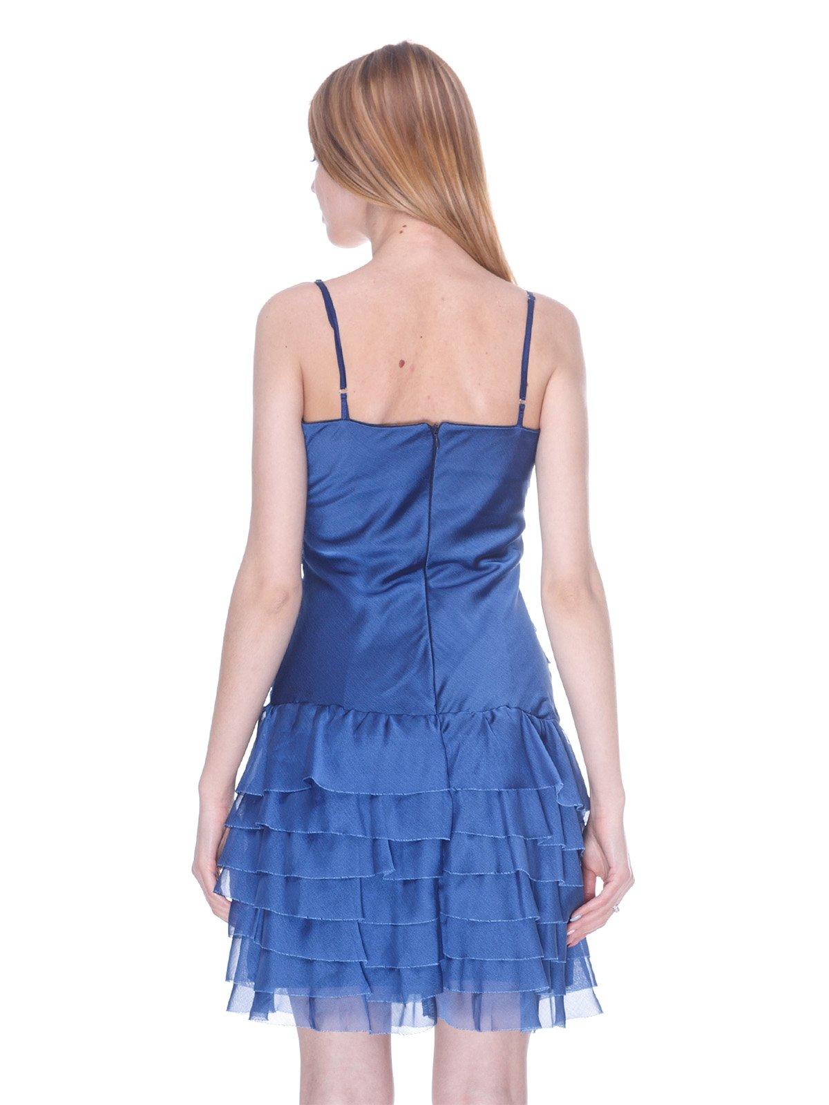 Платье синее | 3114670 | фото 2