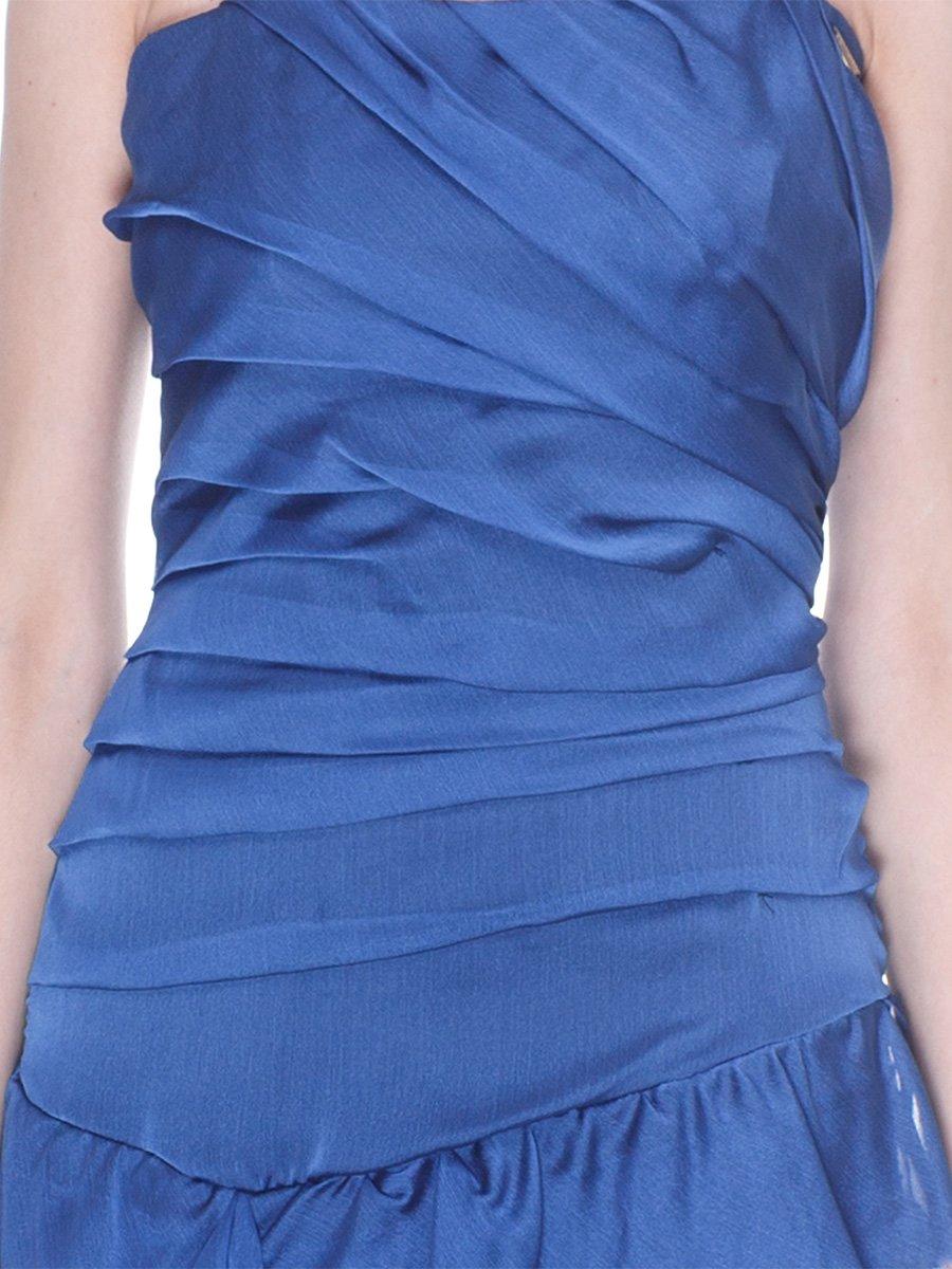 Платье синее | 3114670 | фото 3