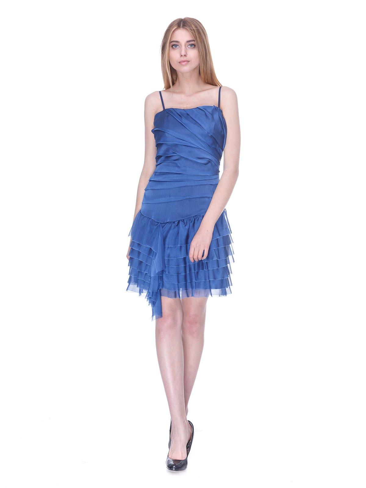 Платье синее | 3114670 | фото 4