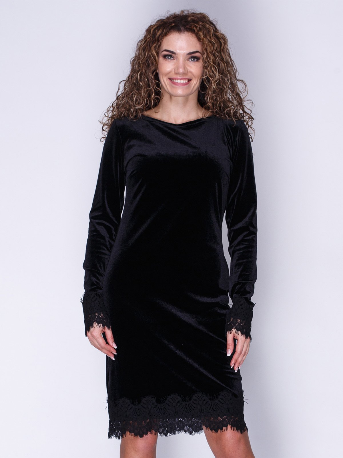 Сукня оксамитова | 3086355