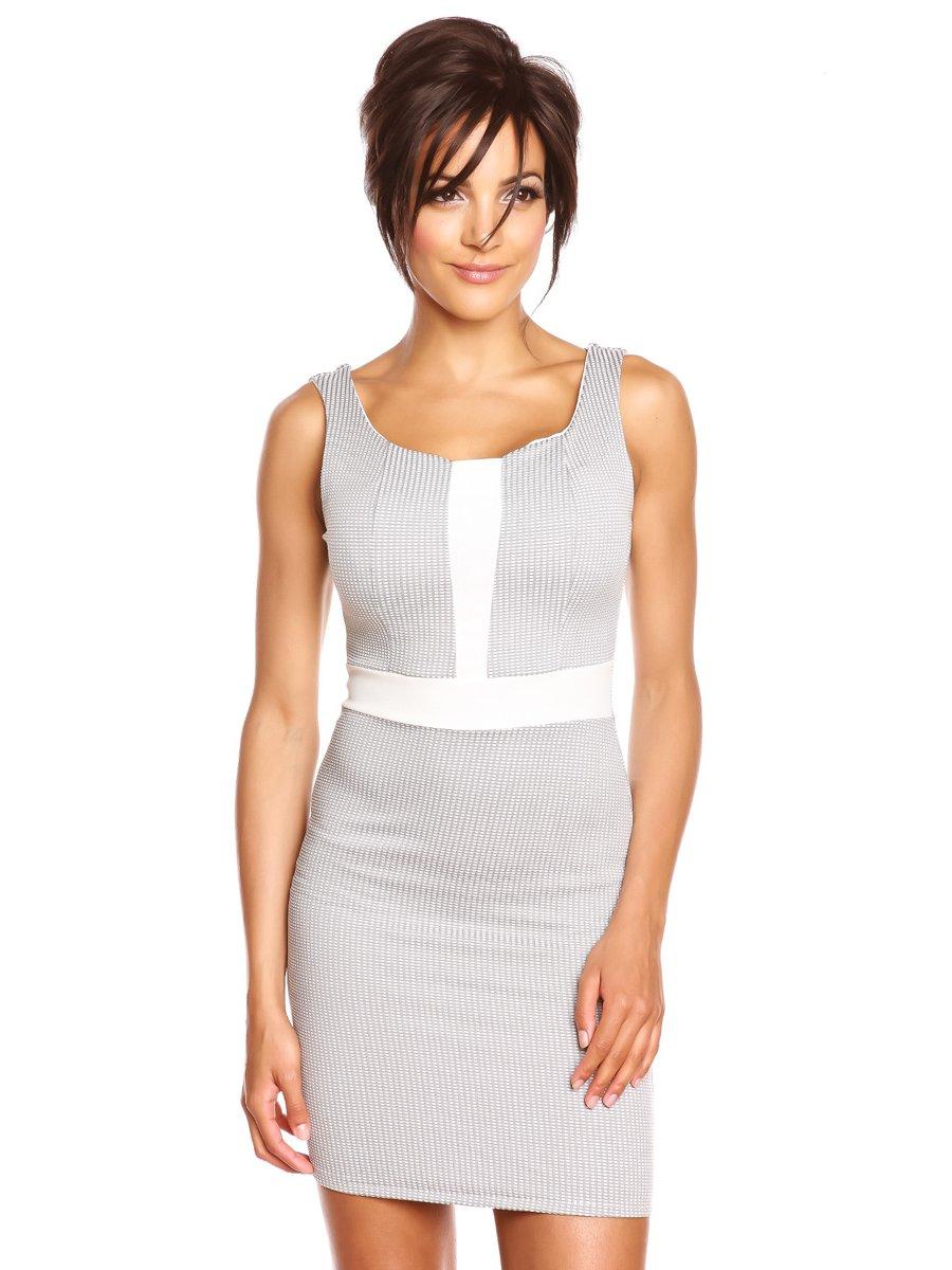 Платье клетчатое | 3201315