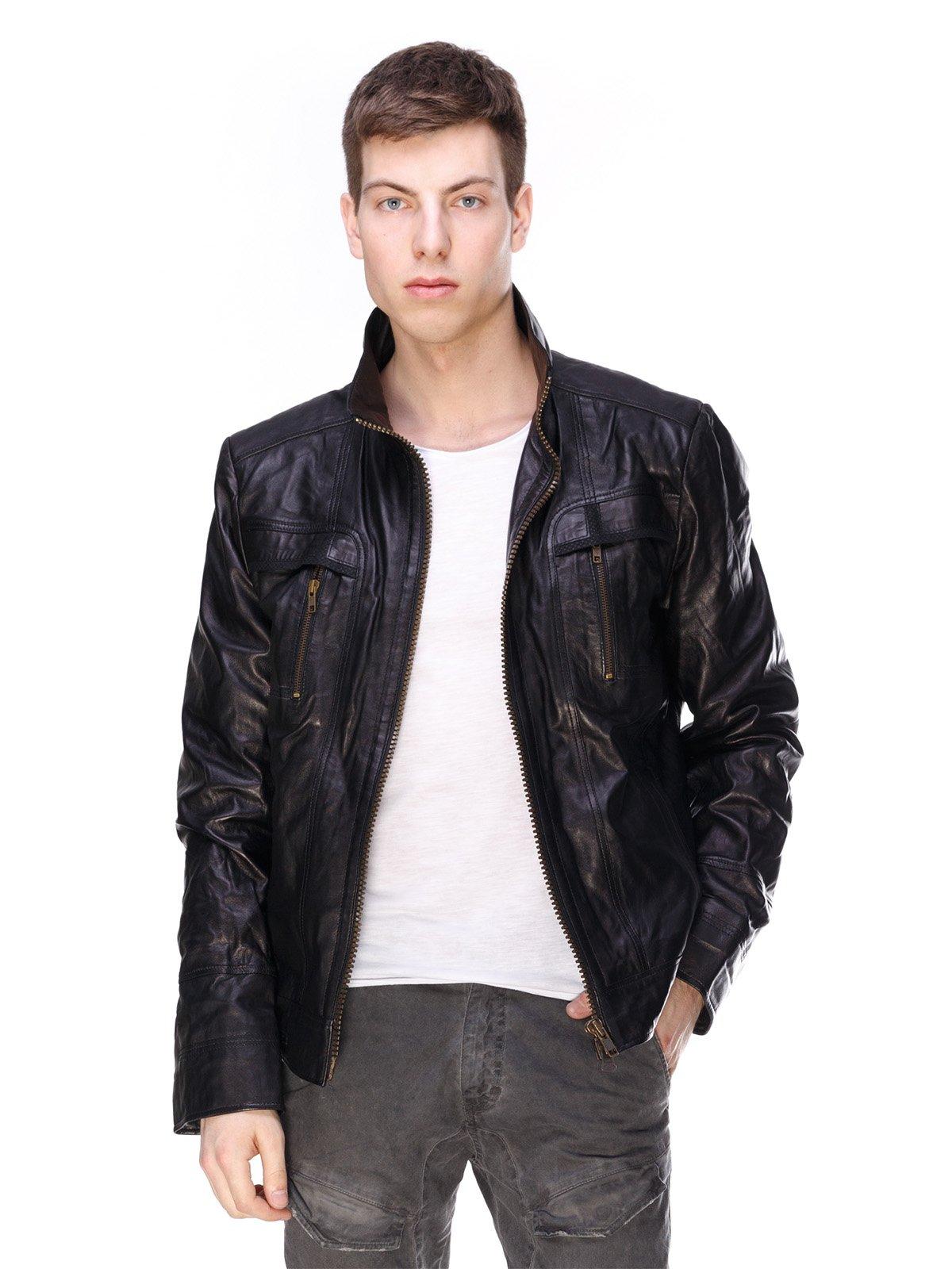 Куртка чорна | 3187673