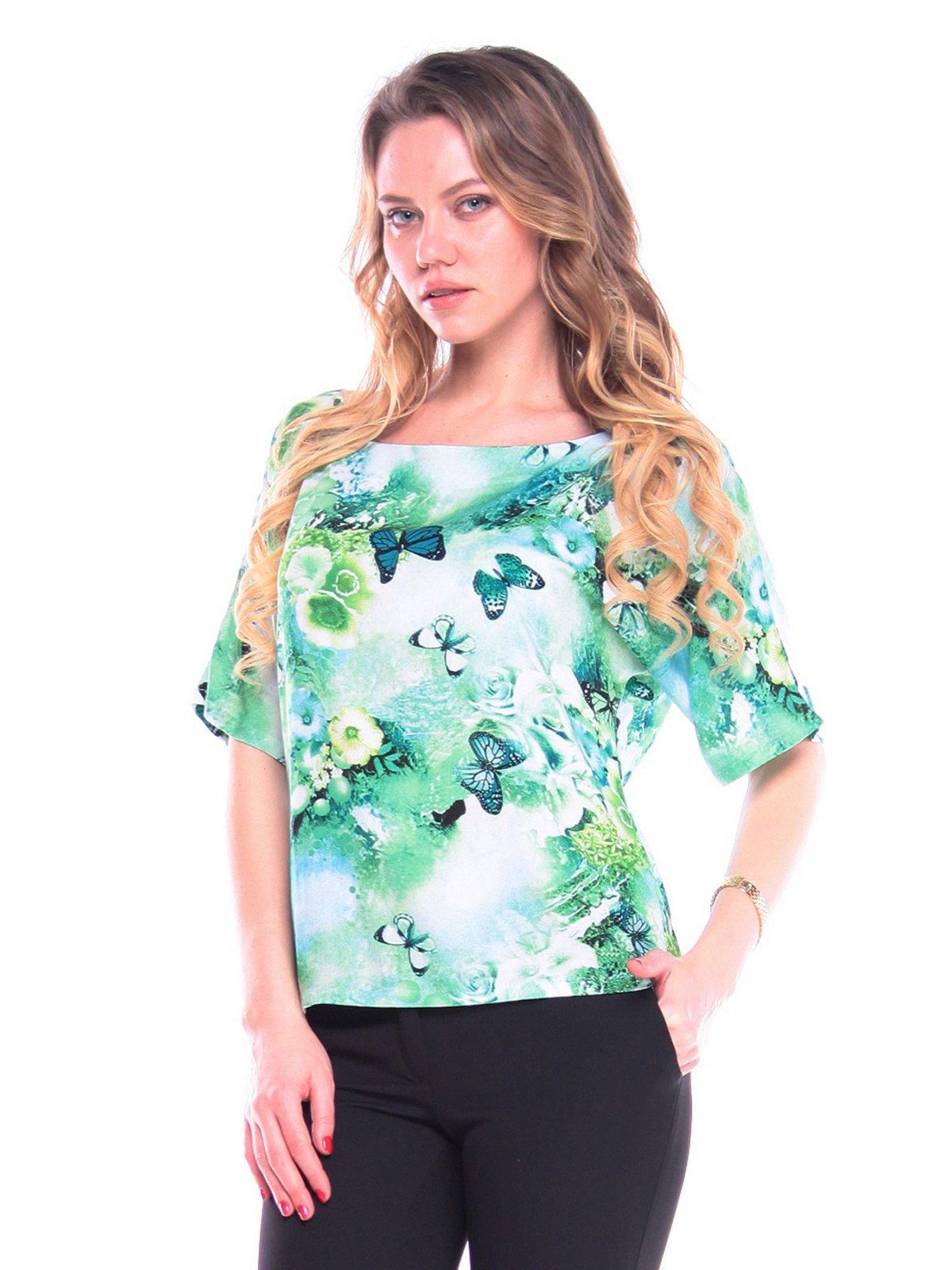 Блуза в принт | 3203894