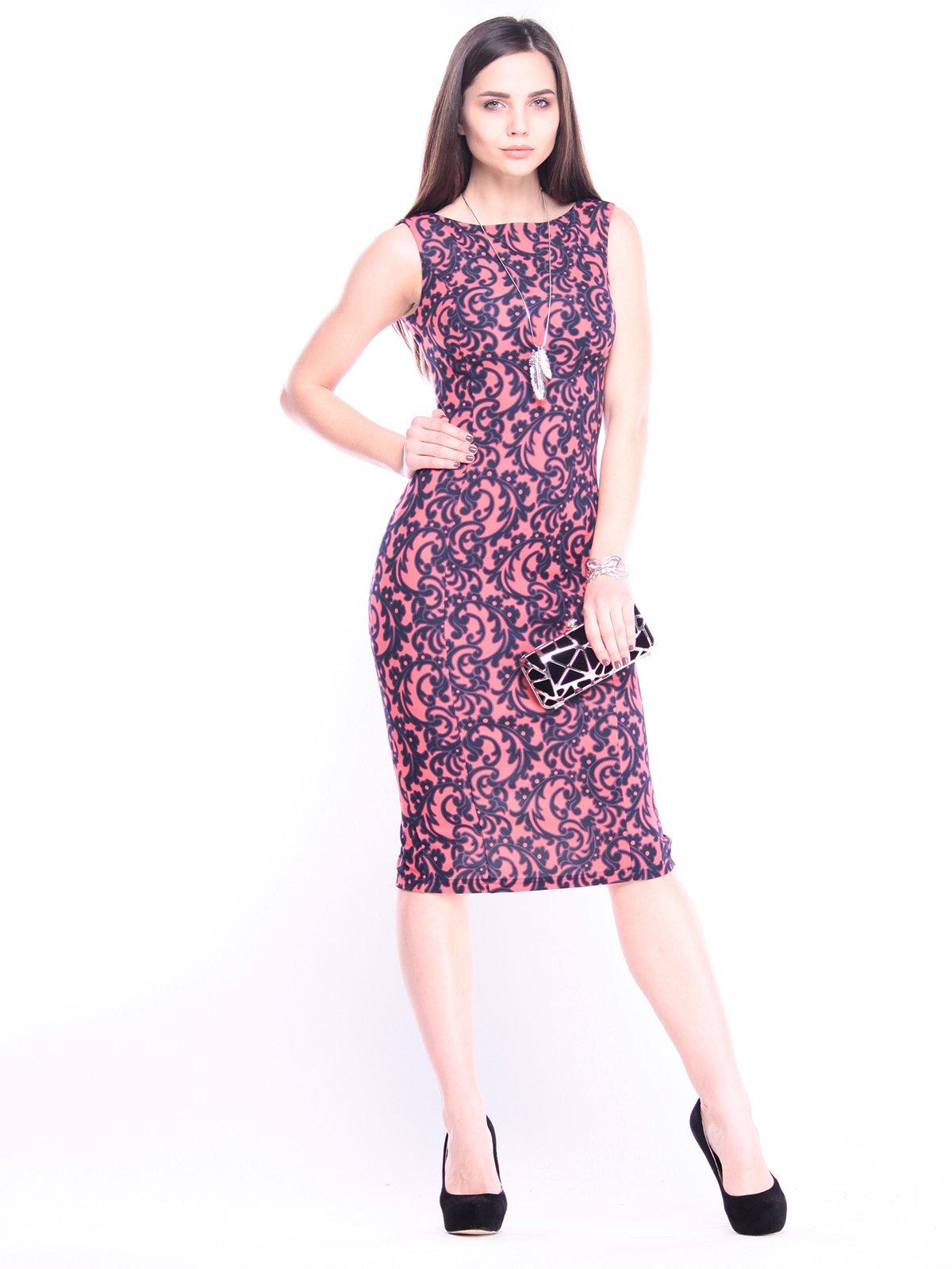 Сукня в принт   3008187