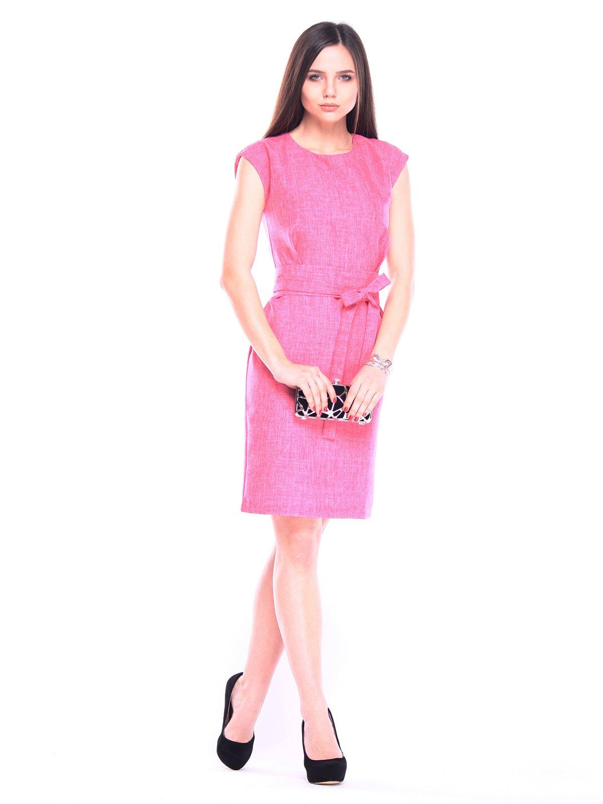 Платье розовое   3091000
