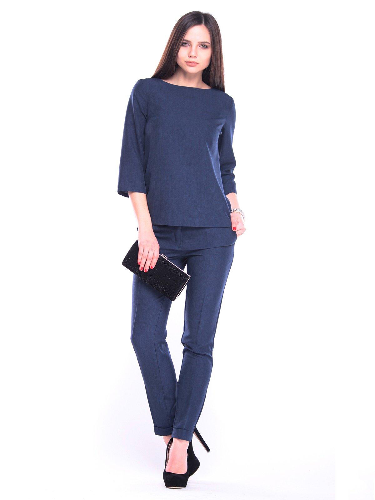 Костюм: блуза і штани | 3091004