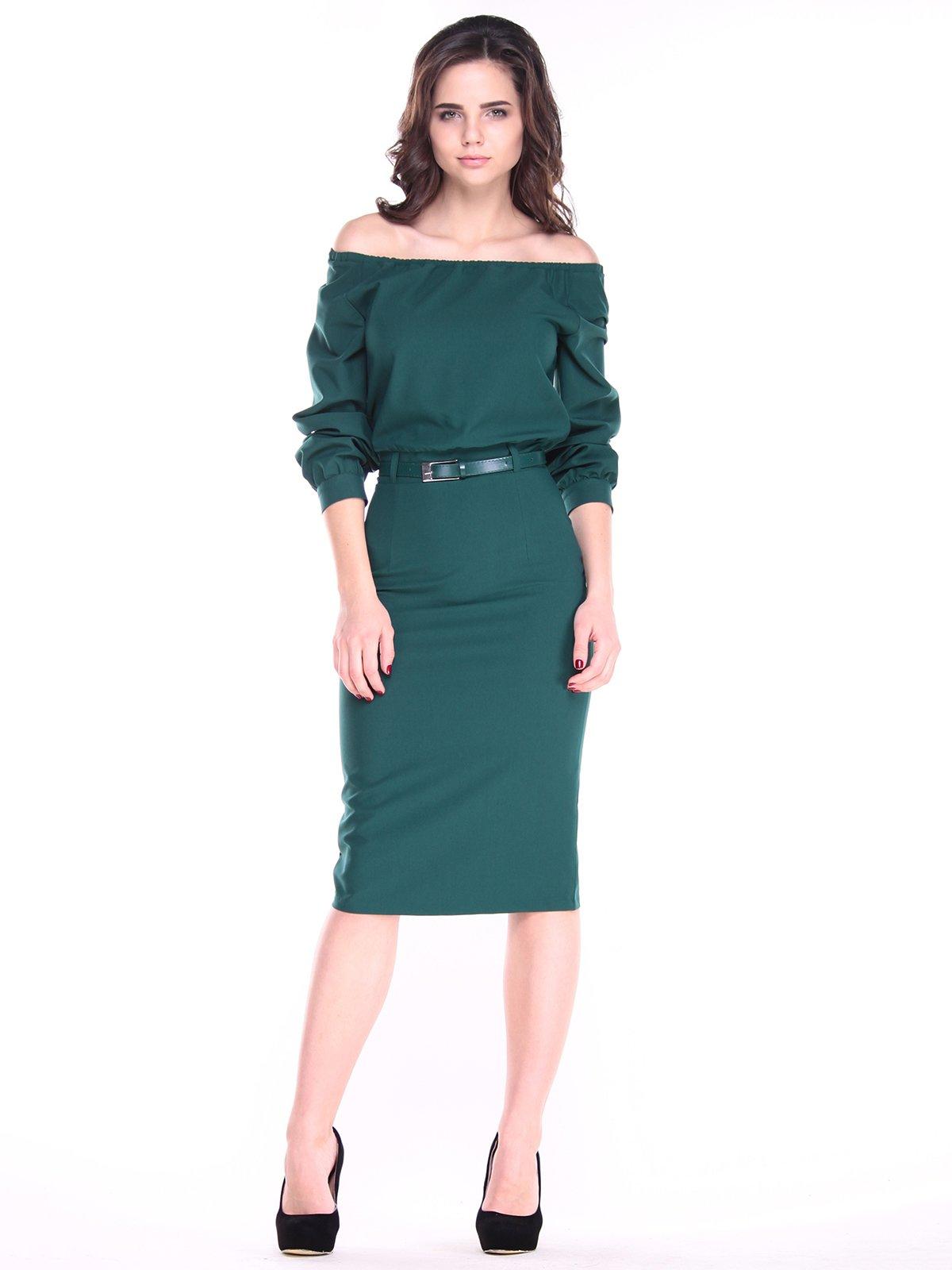 Платье изумрудное   3121312   фото 5