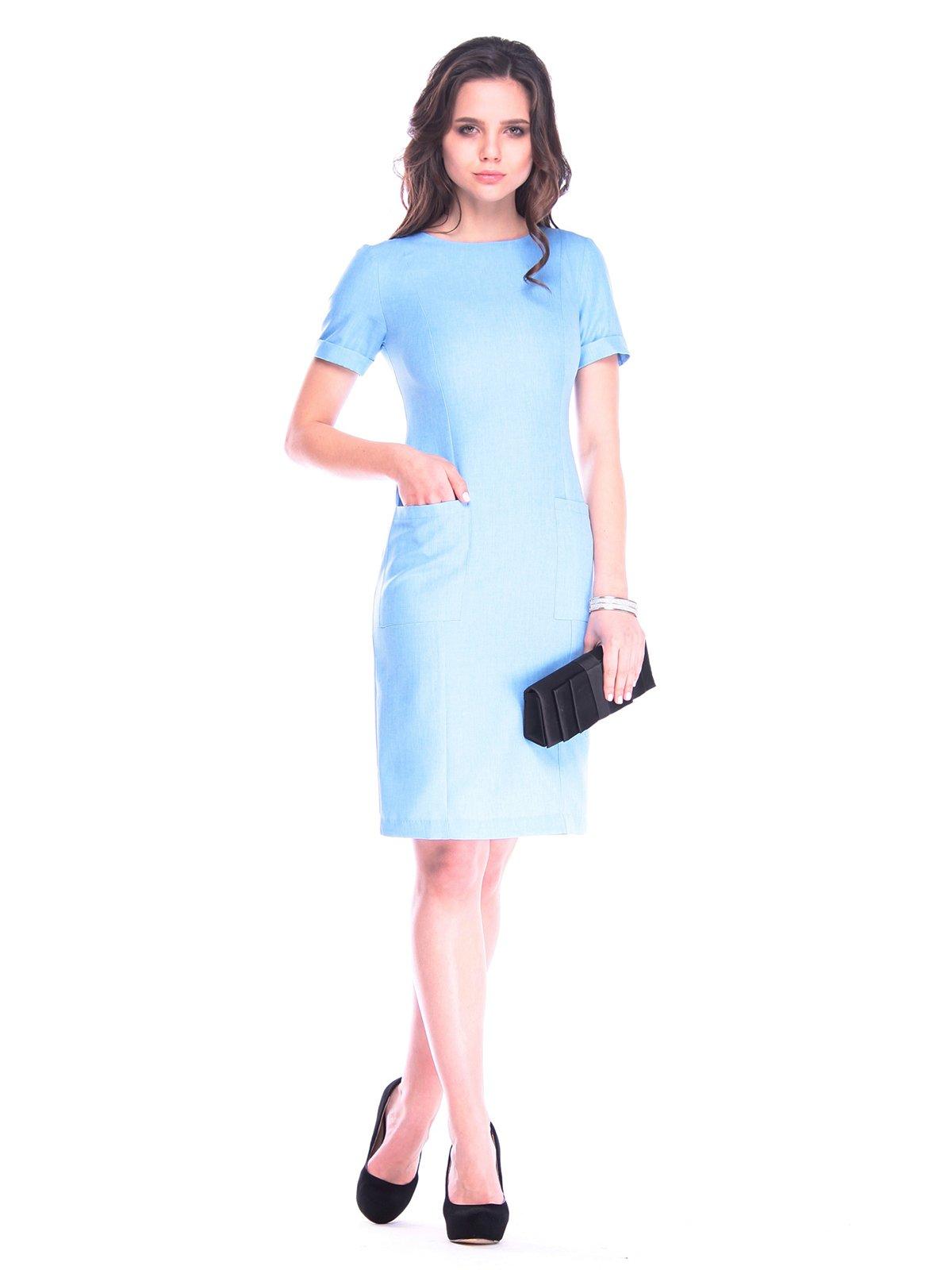 Сукня блакитна   3141538