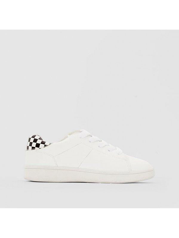Кроссовки белые | 3206651