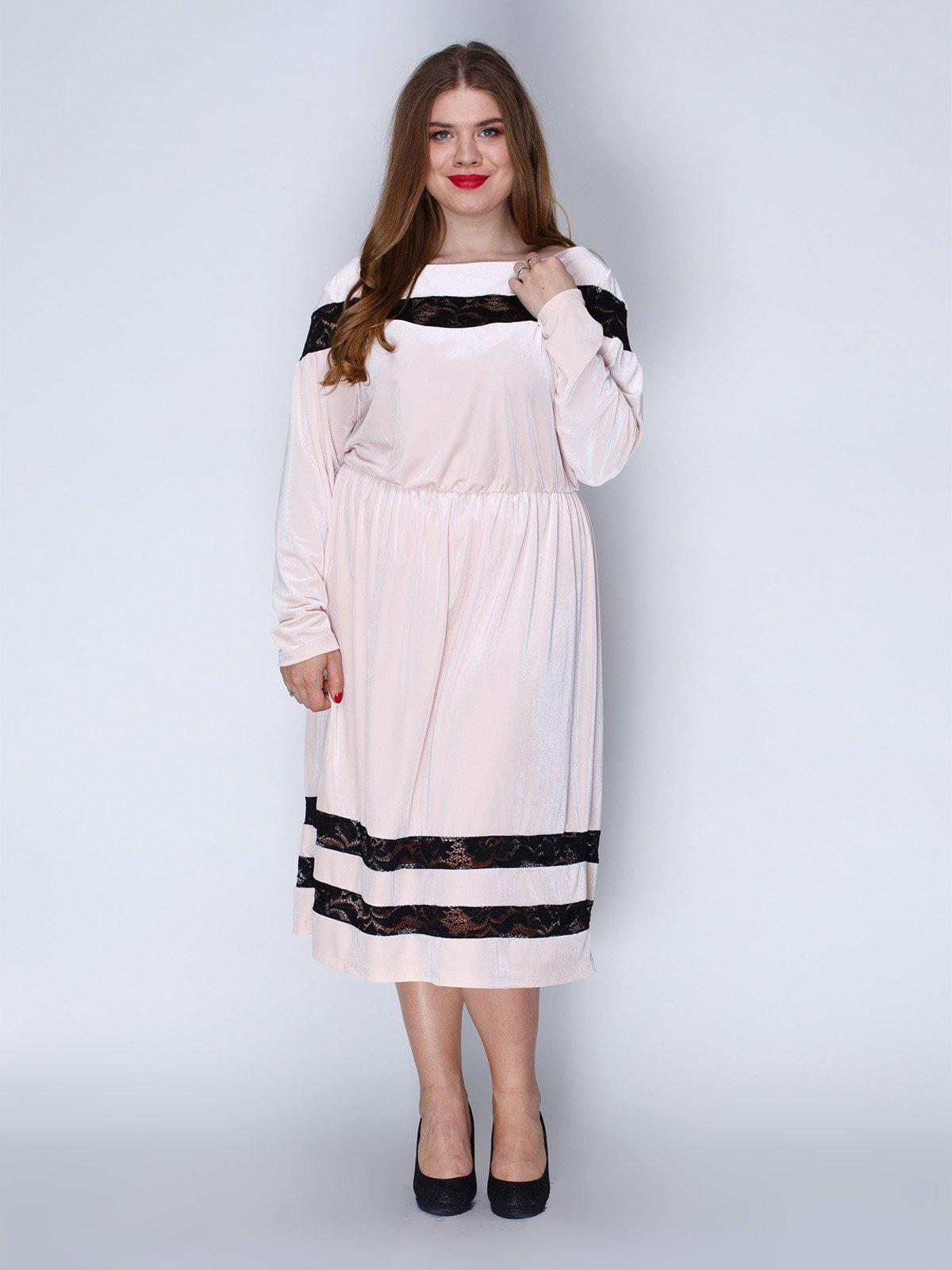 Сукня оксамитова рожева   3202219