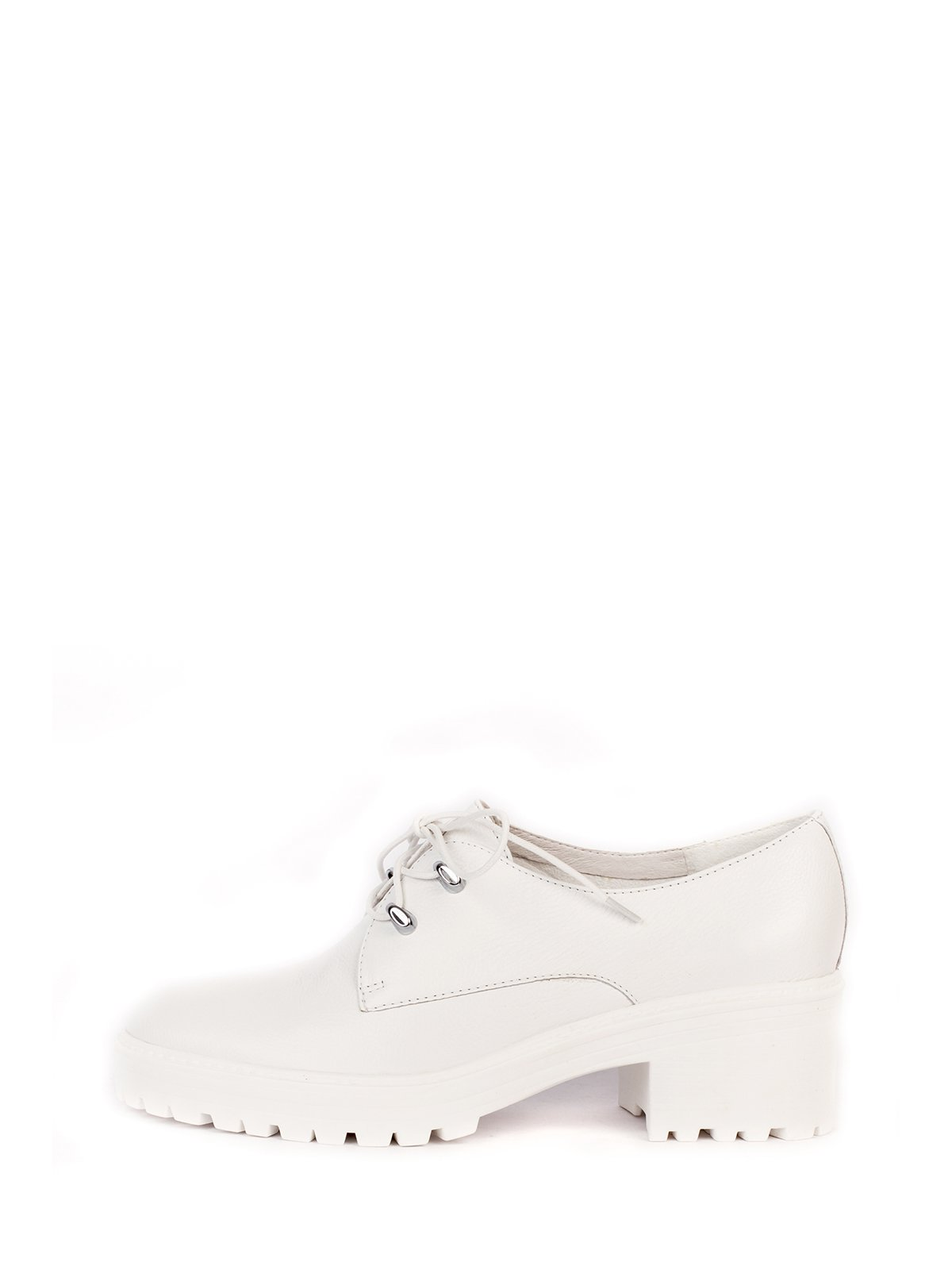 Туфли молочного цвета | 3211496