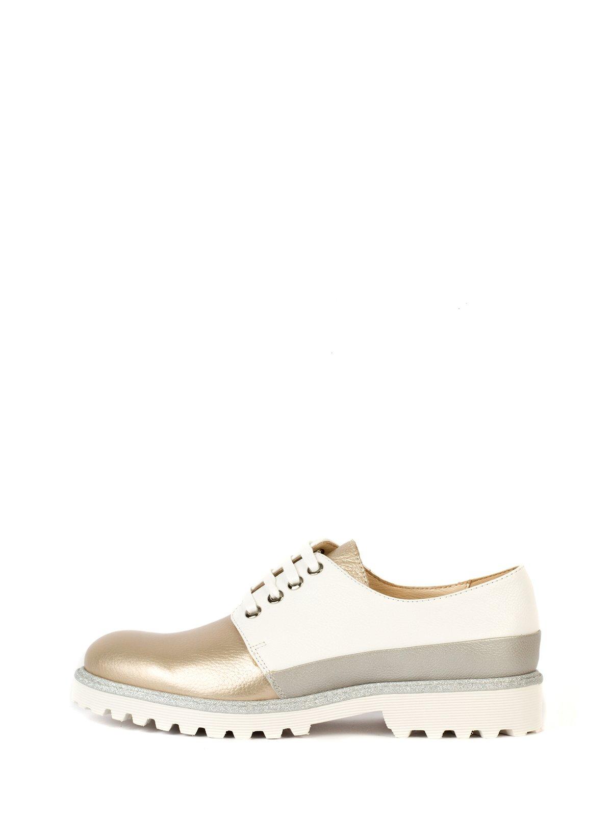 Туфлі триколірні | 3211627