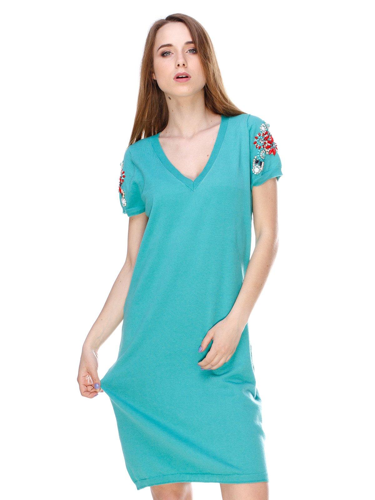 Платье зеленое   2434142