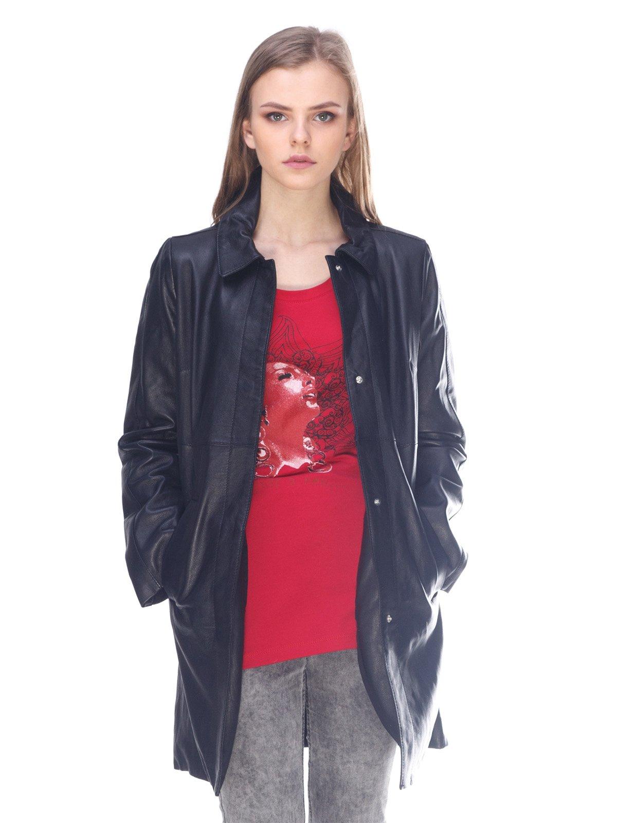 Куртка черная   3165024