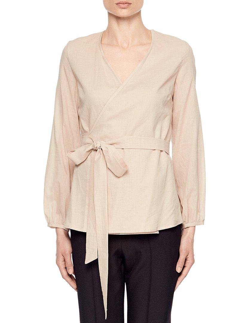 Блуза бежевая   3225502