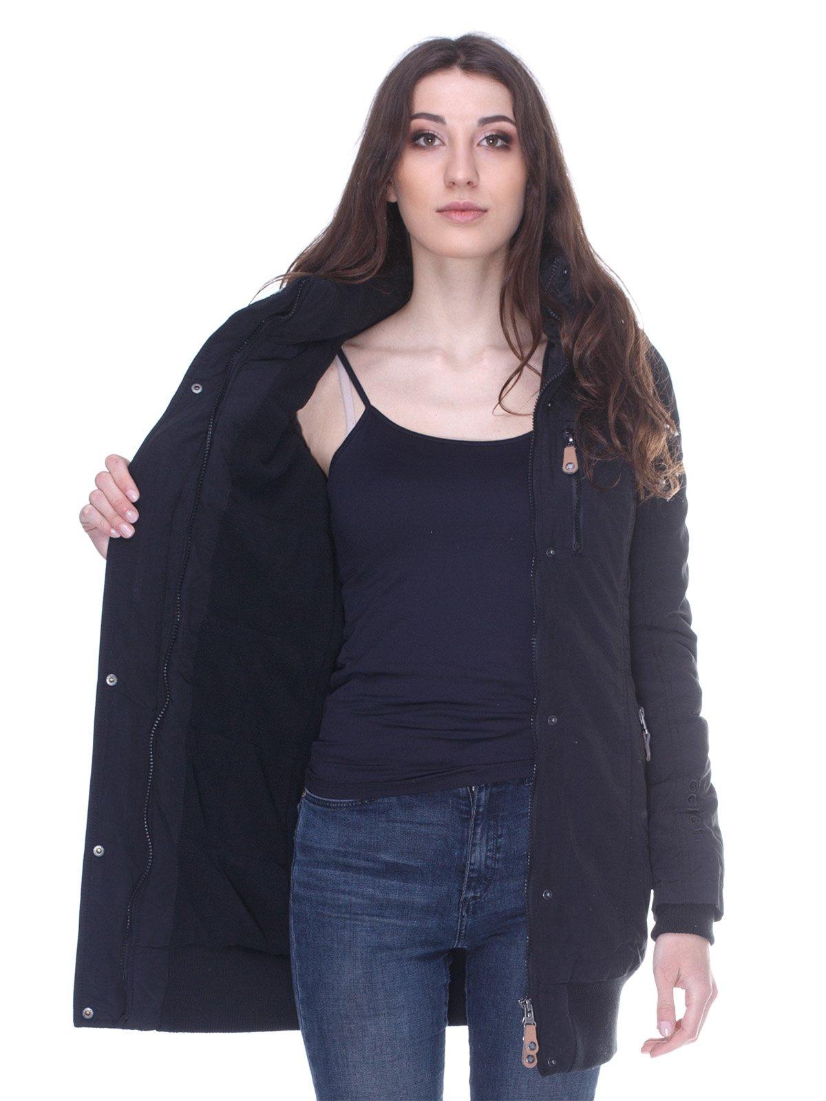 Куртка черная | 3166999 | фото 4