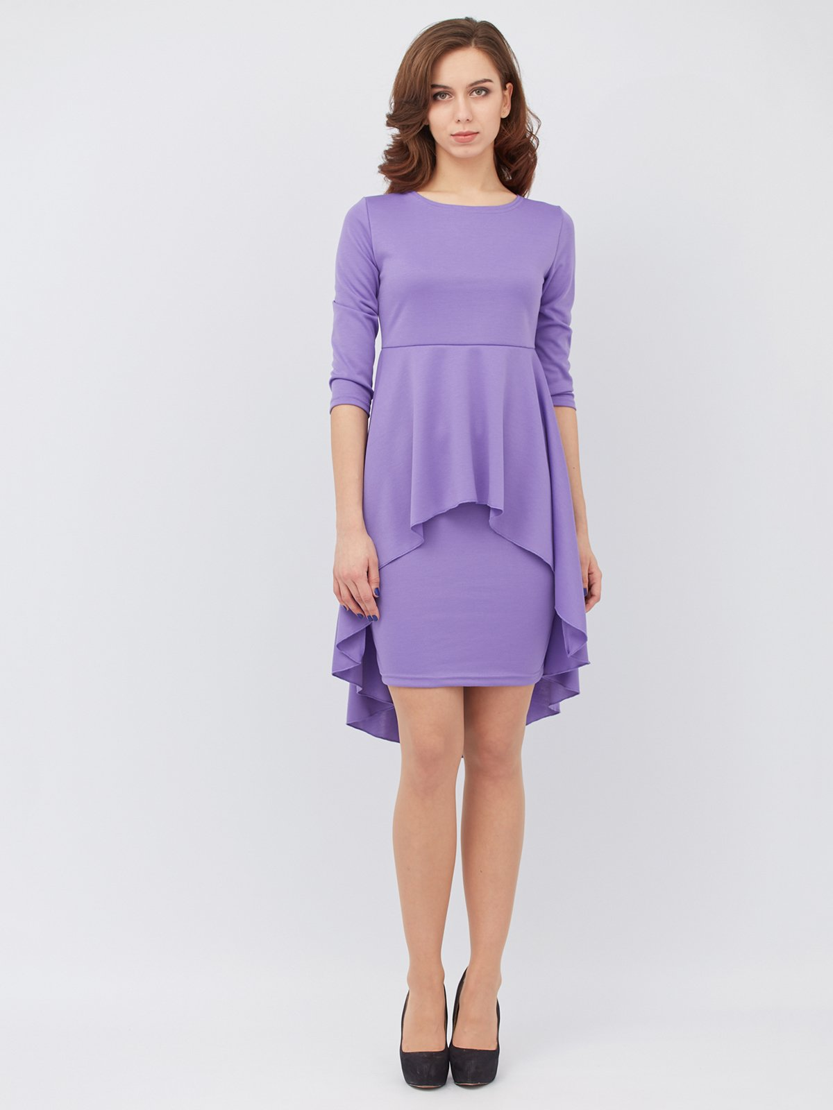 58d975325ece Платье лавандового цвета — BesTiA, акция действует до 26 марта 2018 ...