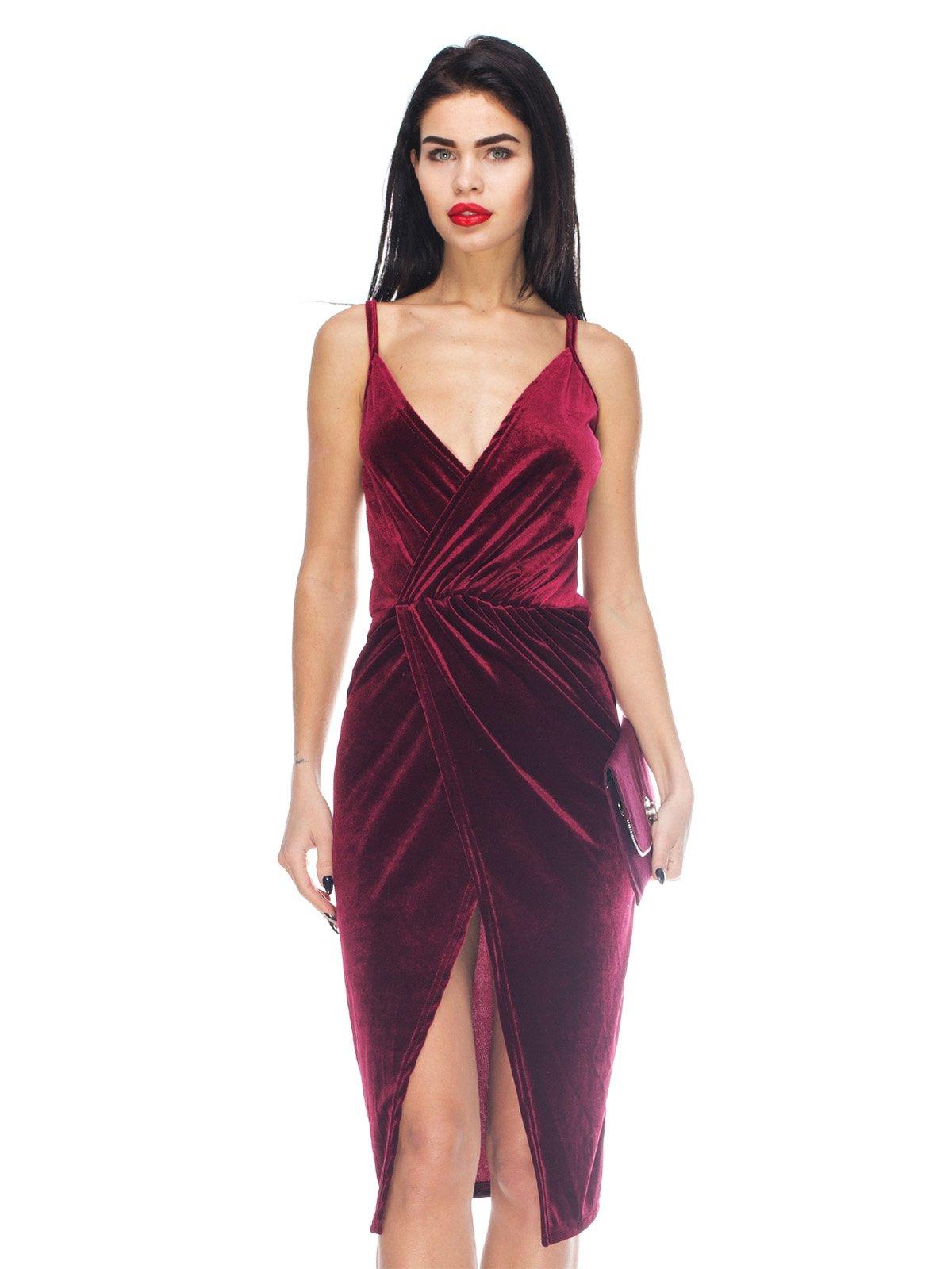 0f3b56c8579113c Платье цвета марсала — CELEBRITY, акция действует до 1 марта 2018 ...