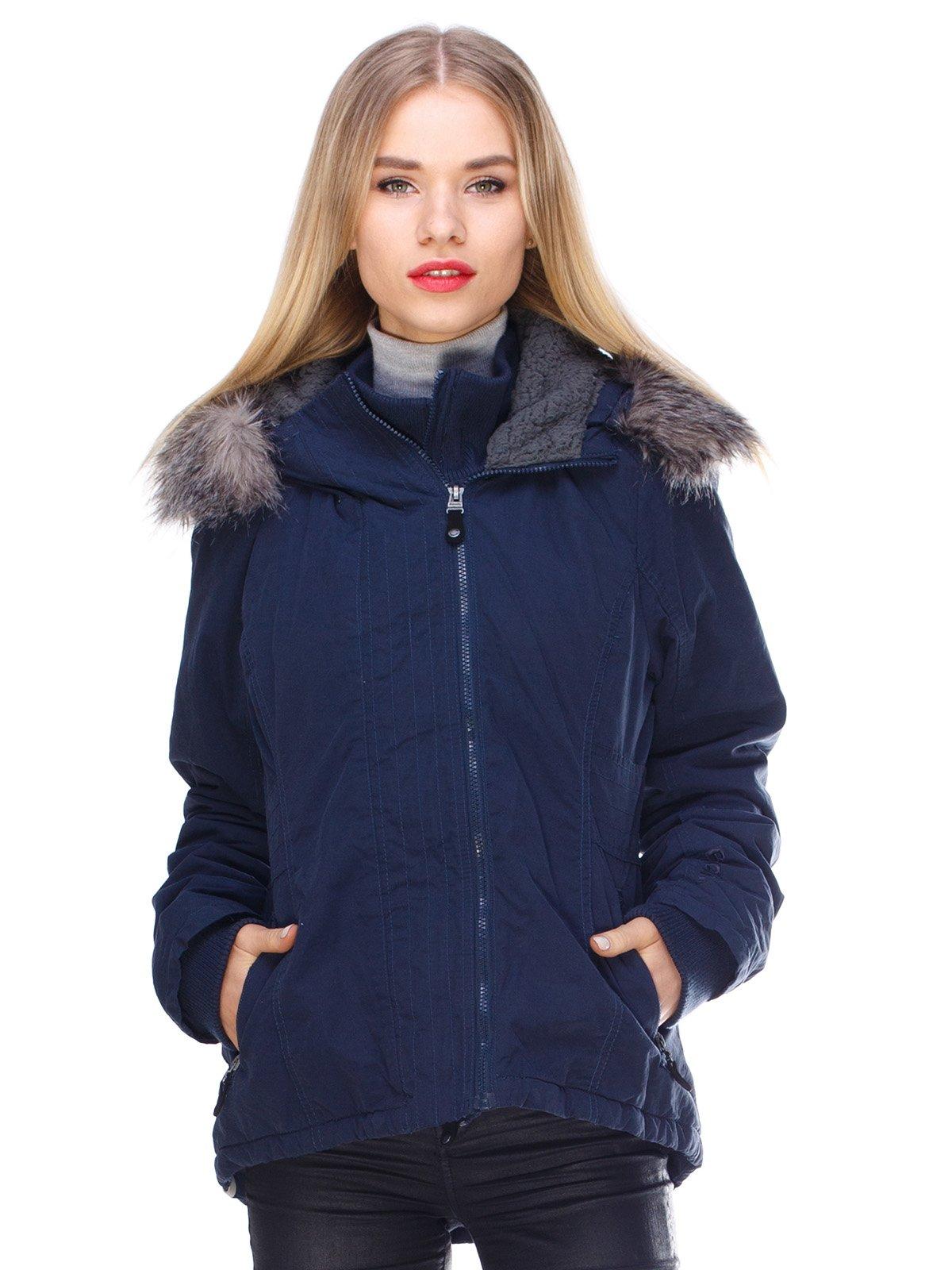 Куртка темно-синяя | 3166979