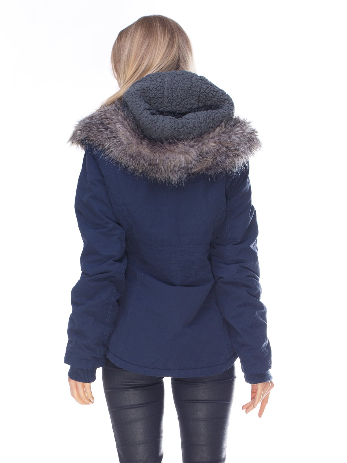 Куртка темно-синяя | 3166979 | фото 2