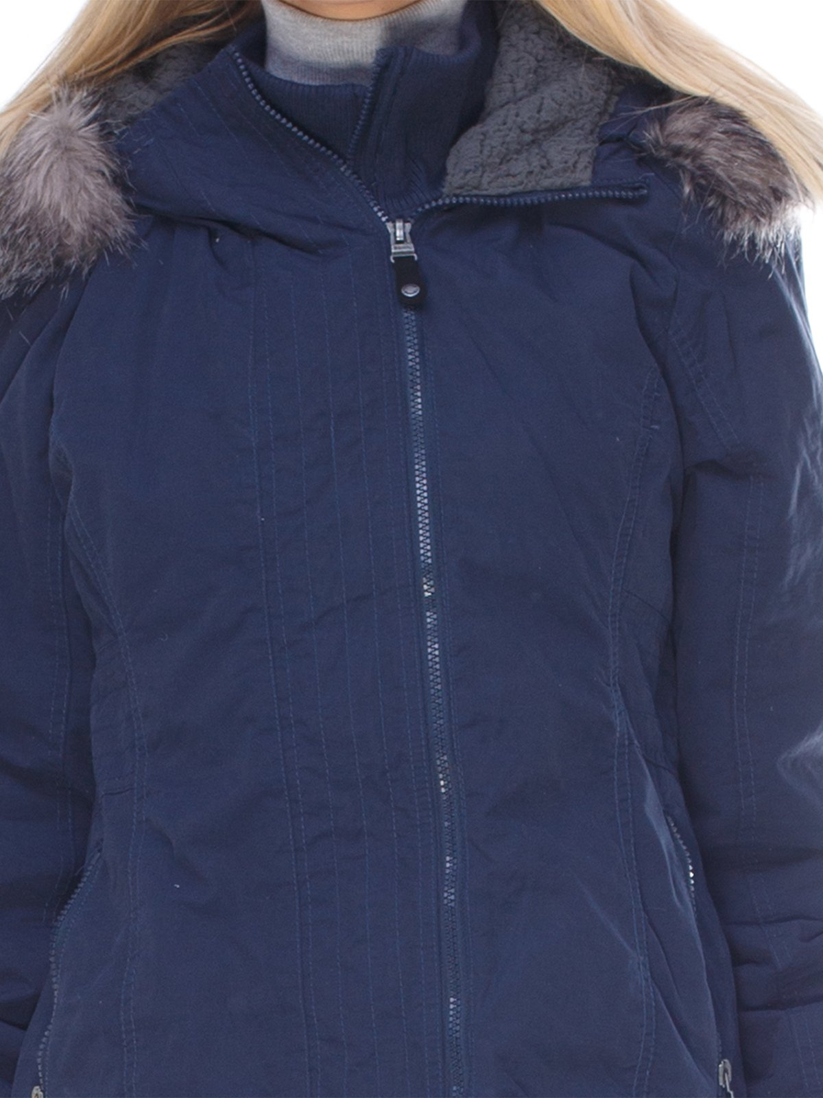 Куртка темно-синяя | 3166979 | фото 3