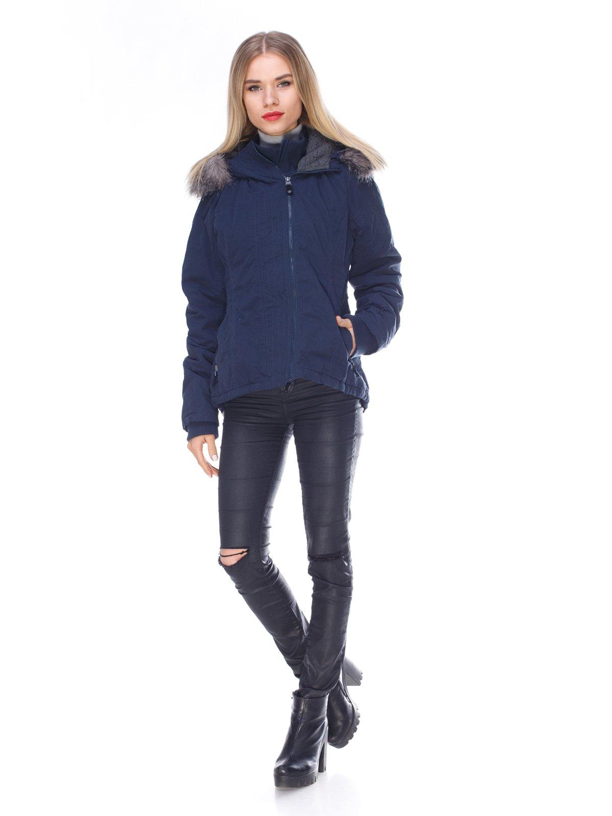 Куртка темно-синяя | 3166979 | фото 4