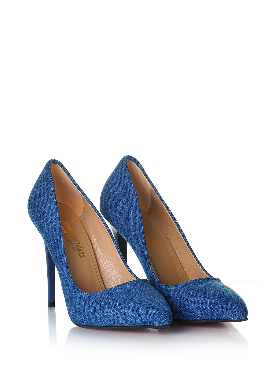 Туфлі блакитні | 3240171