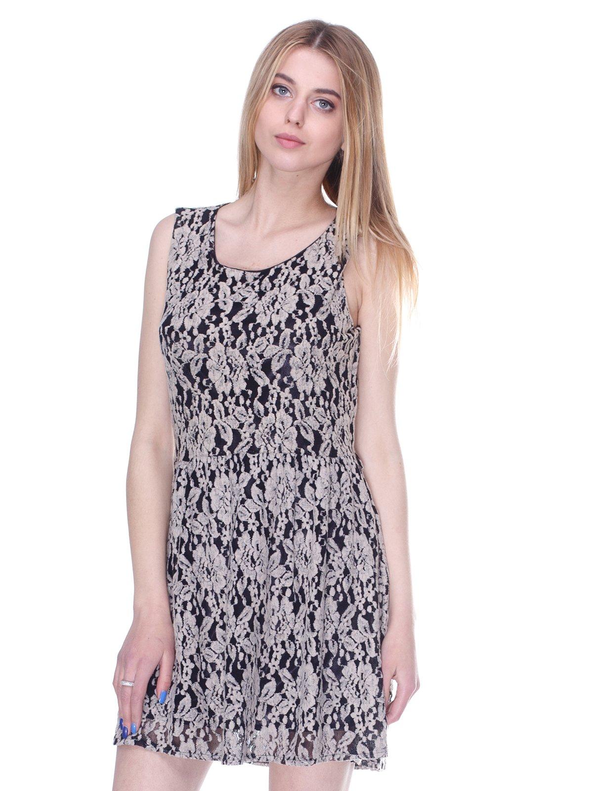Платье в узор | 3162962