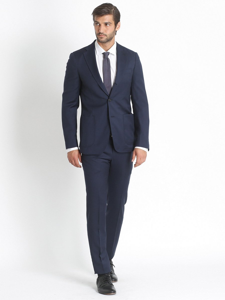 Костюм: пиджак и брюки | 3241703