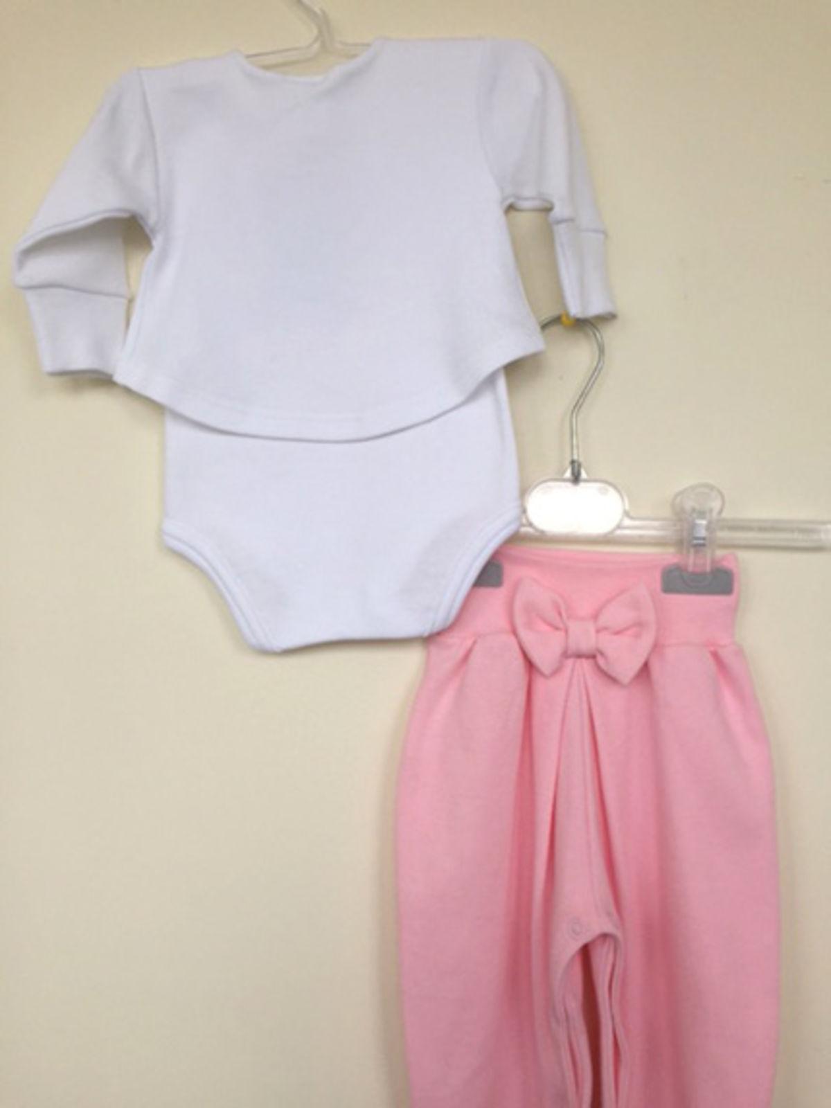 Комплект: боди и брюки | 3217041 | фото 4