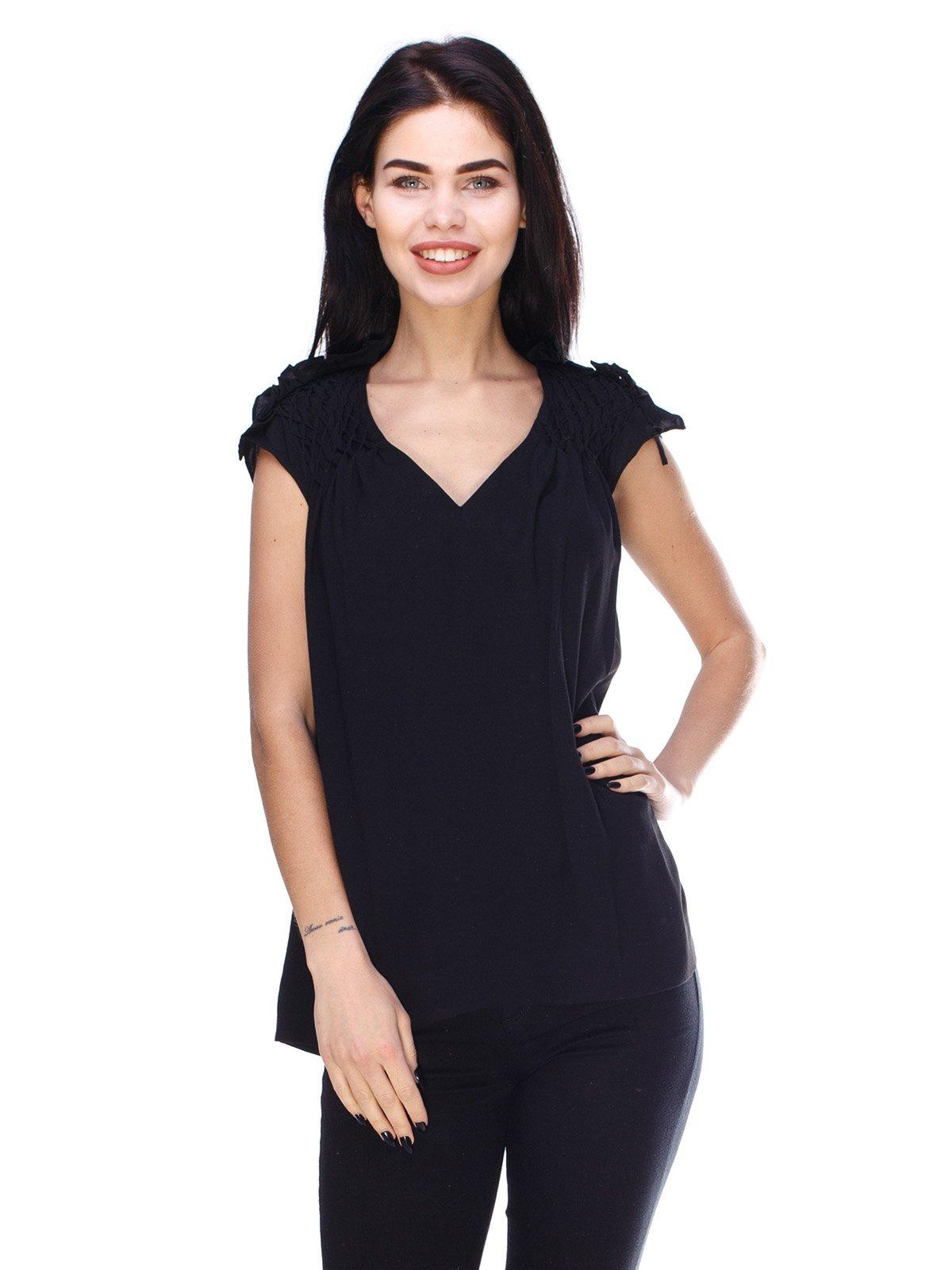 Блуза черная | 3165948