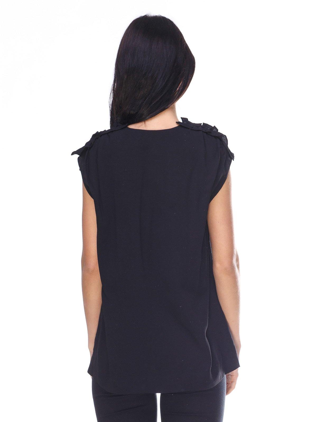 Блуза черная | 3165948 | фото 2