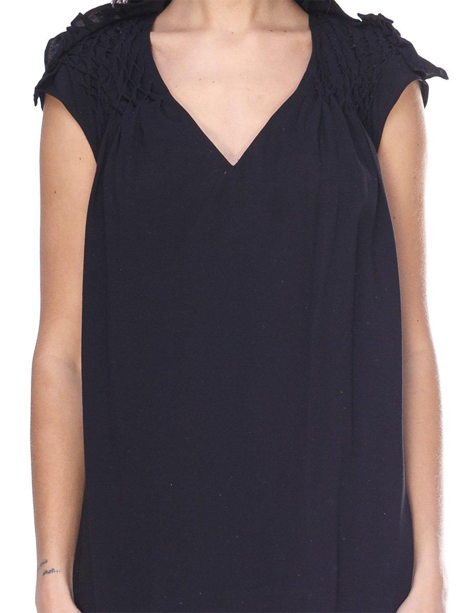 Блуза черная | 3165948 | фото 3