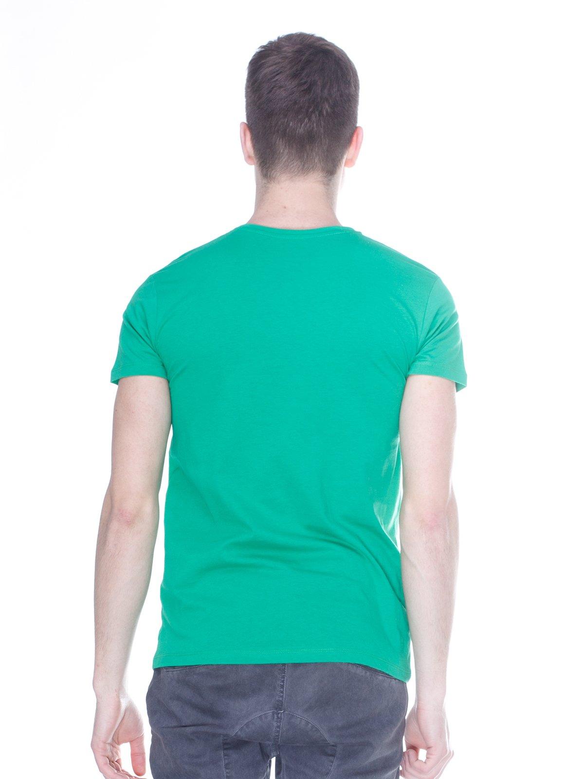 Футболка зелена | 3178541 | фото 2