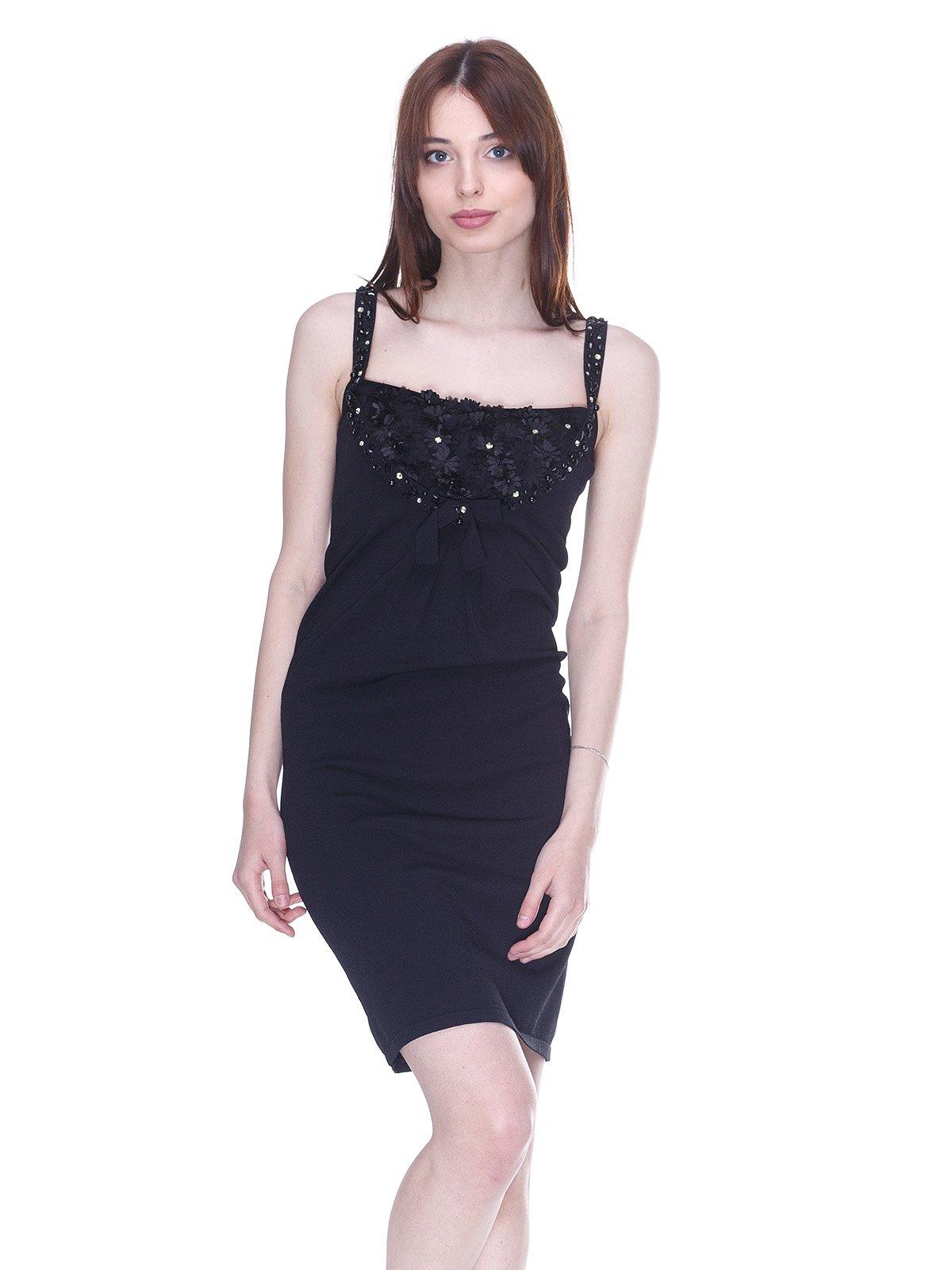 Платье черное | 3137970