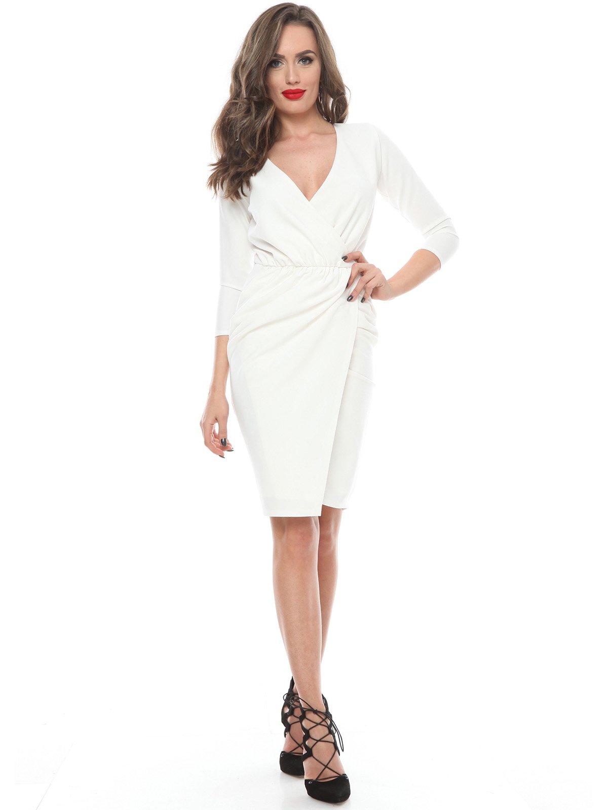 Платье белое | 3257051