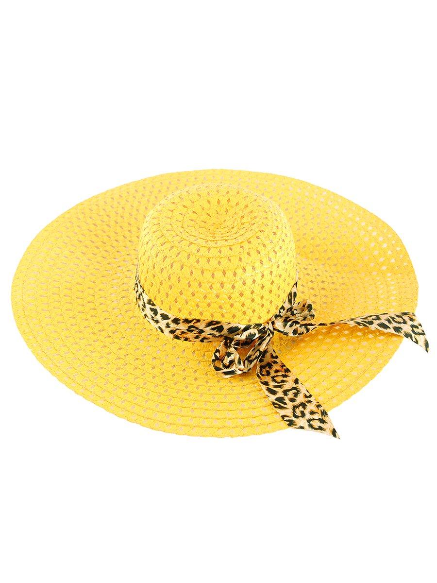 Капелюх жовтий | 3190918 | фото 2